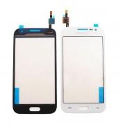 Vidro do Visor e Ecrã Táctil para Samsung Galaxy Core Prime - Branco