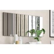 Painel Decorativo Barra Vertical Espelhado Dalla Costa TB201 100% MDF