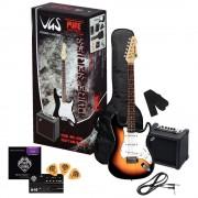 Set chitara electrica VGS RCB 100 SB