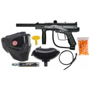 Empire JT E-kast Paintball Gun Ready-To-Play Kit (Black)