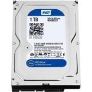 WD WD BLUE 1 TB Desktop, Servers, All in One PC's, Network Attached Storage Internal Hard Disk Drive (1 TB DESKTOP BLUE HARD DISK)
