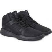 Puma Rebound Street evo Sneakers For Men(Black)