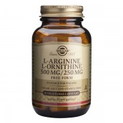 L-Arginina L-Ornitina - 100 vcaps