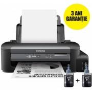 Imprimanta Cerneala Epson Monocrom M100 Ciss
