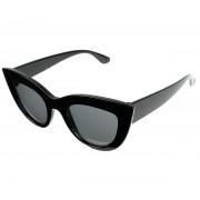 brýle sluneční dámské JEWELRY & WATCHES - Black - O18_black