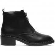 Boots Zipped 'n Studded - Laarzen