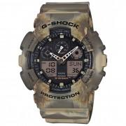 Ceas barbatesc Casio G-Shock GA-100MM-5AER Marble Edition Camouflage
