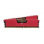 Corsair »Vengeance LPX - DDR4 - 16 GB: 2 x 8 GB« PC-Arbeitsspeicher, rot