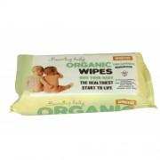 Servetele umede certificate organic