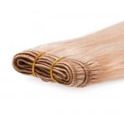 Rapunzel® Extensions Naturali Hair Weft Original Liscio M7.8/10.8 Light Golden Mix 60 cm