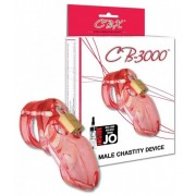 Peniskäfig CB3000 pink - Keuschheitsgürtel