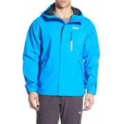 Helly Hansen Vancouver Packable Rain Jacket RACER BLUE
