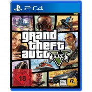 Videojuego Grand Theft Auto V Playstation 4-Fisico