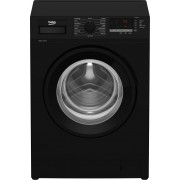Beko WTL84151B 8Kg 1400 Spin Washing Machine Black
