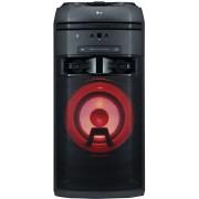 Audio sistem LG OK55, 500W, Crna