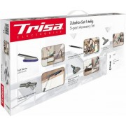 Set 5 accesorii pentru aspiratoare Trisa 9478 9802, Compatibile cu aspiratorul Trisa Quick Clean Professional