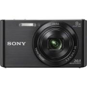 Digitalni fotoaparat Sony DSC-W830, crni