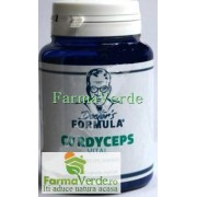 Cordyceps Vital 100 capsule Advanced Pharma