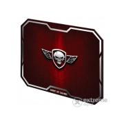 Mousepad Spirit of Gamer - WINGED SKULL Red (295 x 235 x 3mm; rosu)