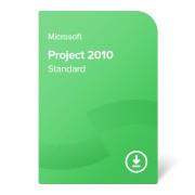 Microsoft Project 2010 Standard, 076-04843 електронен сертификат