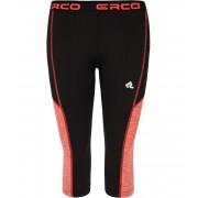 ERCO HALTON Dámské sportovní 3/4 kalhoty GL0004ERORN Oranžová XXXL