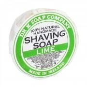 Dr K Soap Company - shaving Soap Lime