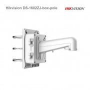 Držiak na stĺp Hikvision DS-1602ZJ-box-pole
