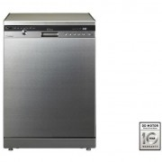 LG D1464CF - 14 Plate Dishwasher Stainless Steel