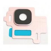 Geam camera Samsung Galaxy S8 G950F Original Roz