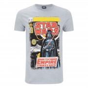 Geek Clothing Star Wars Empire Strikes Back Heren T-Shirt - Grijs - M - Grijs