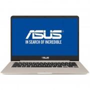 """Laptop Asus VivoBook S406UA-BM031, 14"""" FHD, Intel Core I7-8550U, RAM 8GB DDR4, SSD 256 GB, Endless"""