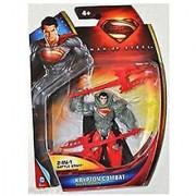 Superman Man of Steel The Movie - Krypton Combat 2-IN-1 battle staff