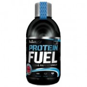 BioTech USA Protein fuel alma-lime ital - 500 ml