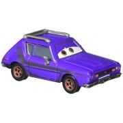 Disney Pixar Cars Die Cast Don Crumlin Vehicle, Purple
