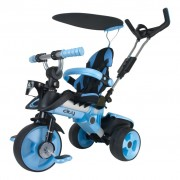 INJUSA Trike City Blue 3261