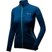 Salewa Pedroc PTC - giacca in pile - donna - Blue