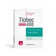 Laborest Italia S.R.L. Tiobec 400 Fast Slow 40 Compresse