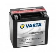 Varta YTX14-BS 12V 12Ah motorkerékpár akkumulátor (+AJÁNDÉK!)