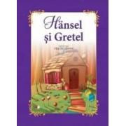 Hansel si Gretel - Fratii Grimm carte Gigant