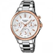 Дамски часовник CASIO SHEEN SWAROVSKI EDITION SHE-3047SG-7AUER