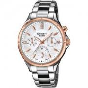 Дамски часовник CASIO SHEEN SWAROVSKI EDITION SHE-3047SG-7AUER