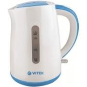 VITEK VT-7016 W-I Electric Kettle(1.7 L, White:Blue)