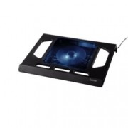 "Охлаждаща поставка за лаптоп Hama Black Edition с вентилатор, 17""(43.18 cm), USB"