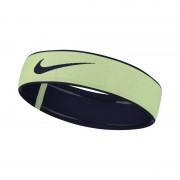 Nike Pannband Nike Pro Swoosh 2.0 - Grön