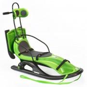 Sanie KHW Snow Comfort verde