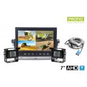 """Cuvacie kamery s monitorem set 7"""" HD monitor + 2x HD kamera"""