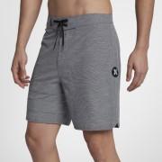 Boardshort Hurley Phantom Block Party 45,5 cm pour Homme - Noir