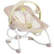 Бебешки шезлонг Merry, Cangaroo, бежов, 356268