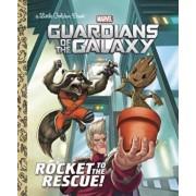 Rocket to the Rescue! (Marvel: Guardians of the Galaxy), Hardcover/John Sazaklis