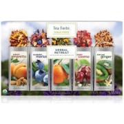 Cutie cu 15 plicuri de ceai Tea Forte colectia Herbal Retreat